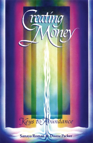 Creating Money Keys to Abundance  1988 edition cover