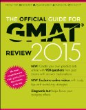 Official Guide for GMAT Review 2014-15  14th 2014 edition cover