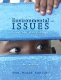 Environmental Issues Looking Towards a Sustainable Future 4th 2013 edition cover