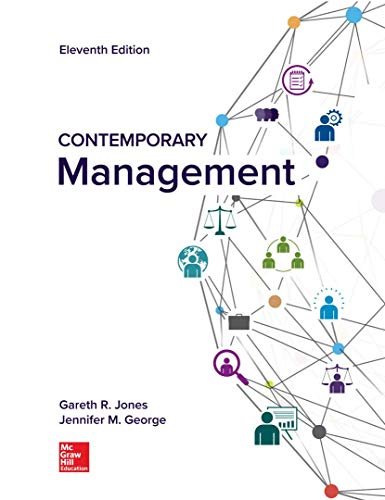 CONTEMPORARY MANAGEMENT                 N/A 9781260075090 Front Cover