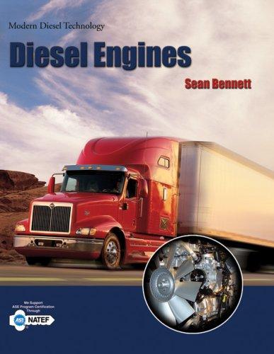 Modern Diesel Technology Diesel Engines  2010 9781401898090 Front Cover