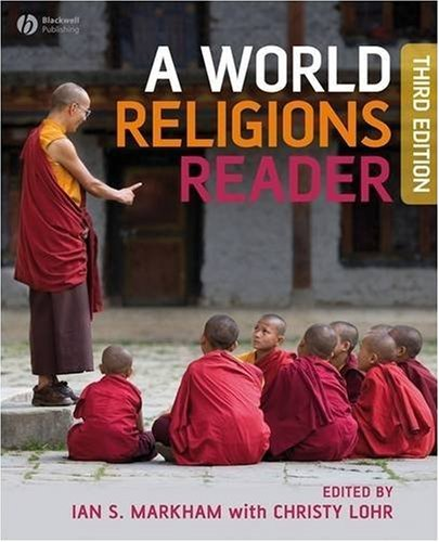 World Religions Reader  3rd 2009 edition cover