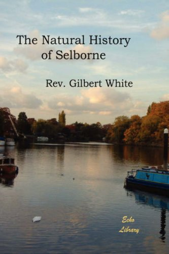 Natural History of Selborne N/A 9781406880090 Front Cover