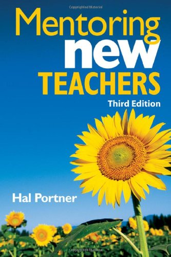 Mentoring New Teachers  3rd 2008 edition cover