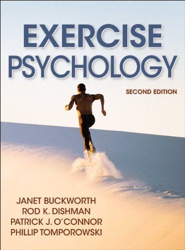 Exercise Psychology-2nd Edition  2nd 2013 edition cover