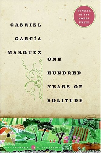 One Hundred Years of Solitude   2006 edition cover