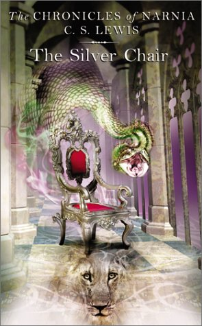 Silver Chair   1981 edition cover