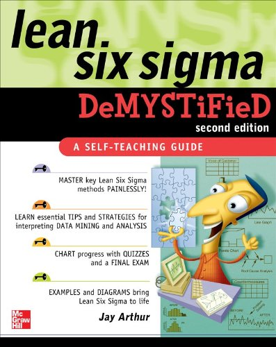 Lean Six Sigma  2nd 2011 edition cover