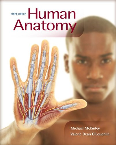 Human Anatomy  3rd 2012 edition cover