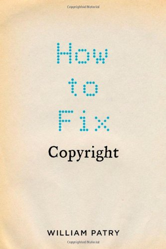 How to Fix Copyright   2011 edition cover
