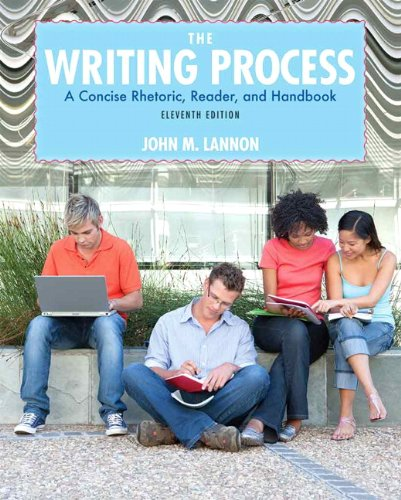 Writing Process  11th 2012 (Revised) edition cover
