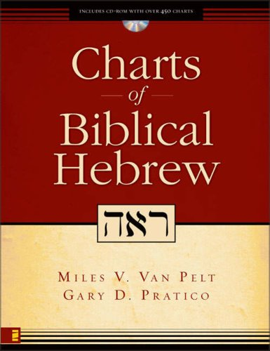 Charts of Biblical Hebrew   2007 edition cover
