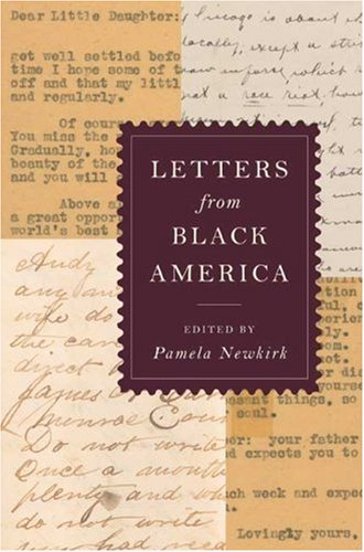 Letters from Black America   2009 edition cover