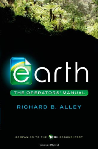Earth The Operator's Manual  2011 9780393081091 Front Cover