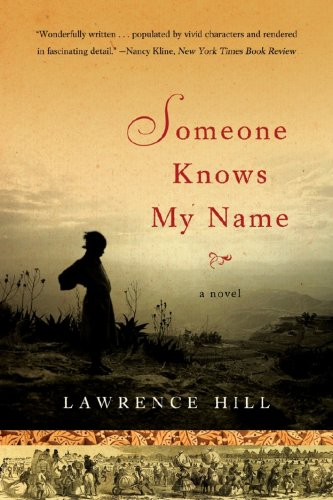 Someone Knows My Name  N/A edition cover