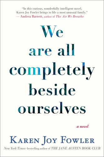 We Are All Completely Beside Ourselves  N/A edition cover