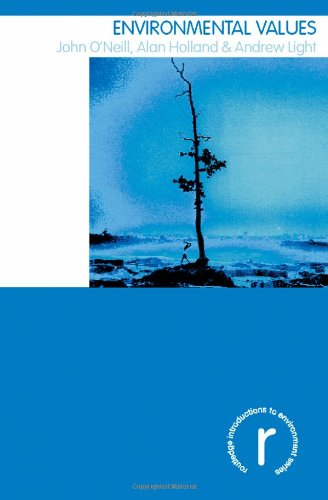 Environmental Values   2007 edition cover