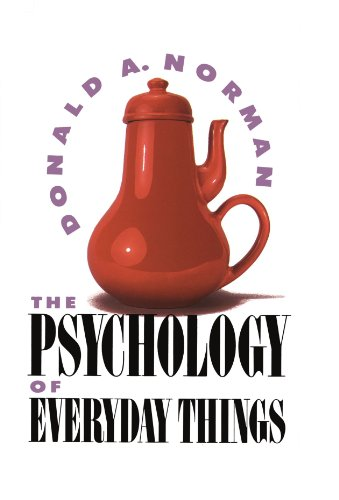 Psychology of Everyday Things   1988 edition cover