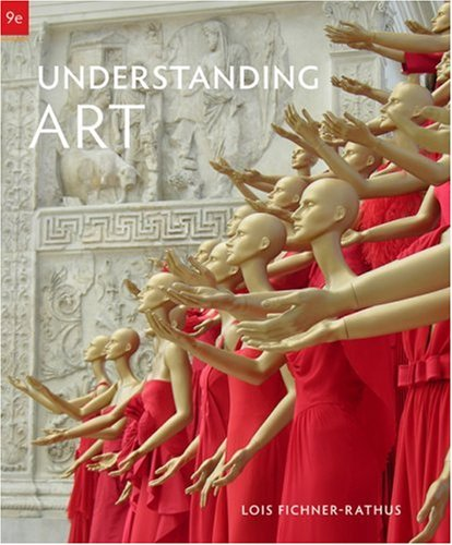 Understanding Art (with ArtExperience Online Printed Access Card)  9th 2010 edition cover