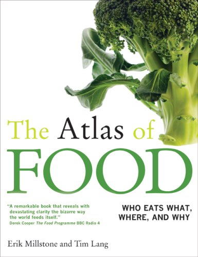 Atlas of Food Who Eats What, Where, and Why  2008 (Revised) edition cover