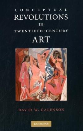 Conceptual Revolutions in Twentieth-Century Art   2009 edition cover