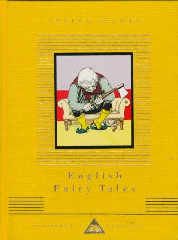 English Fairy Tales  N/A edition cover