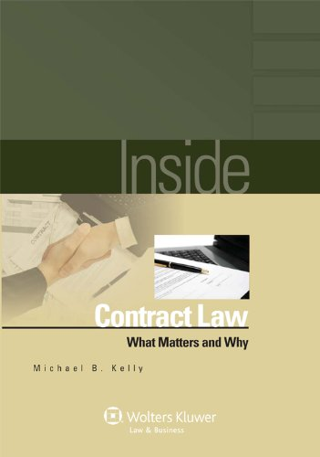 Contract Law   2011 (Student Manual, Study Guide, etc.) edition cover
