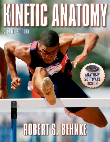 Kinetic Anatomy  2nd 2006 (Revised) edition cover