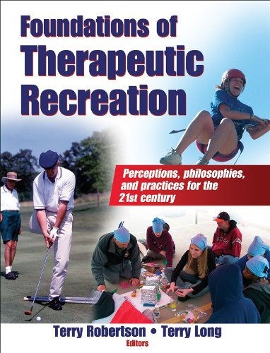 Foundations of Therapeutic Recreation   2008 edition cover