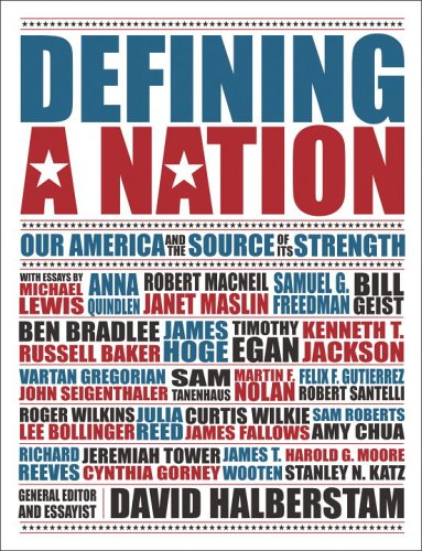 Defining a Nation Our America and the Sources of Its Strength  2006 edition cover