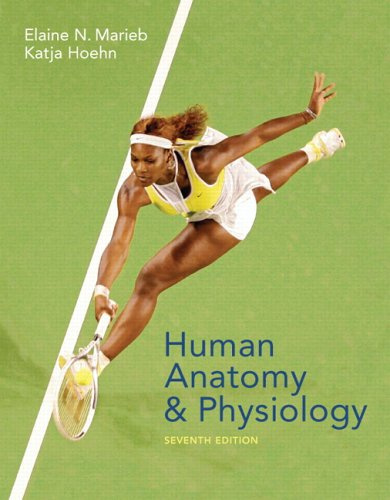 Human Anatomy and Physiology  7th 2007 (Revised) edition cover