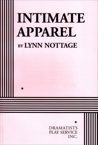 Intimate Apparel   2005 edition cover