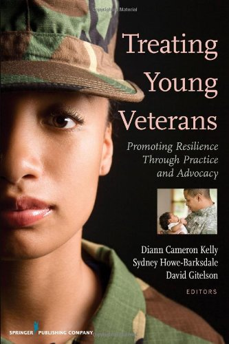 Treating Young Veterans Promoting Resilience Through Practice and Advocacy  2011 edition cover