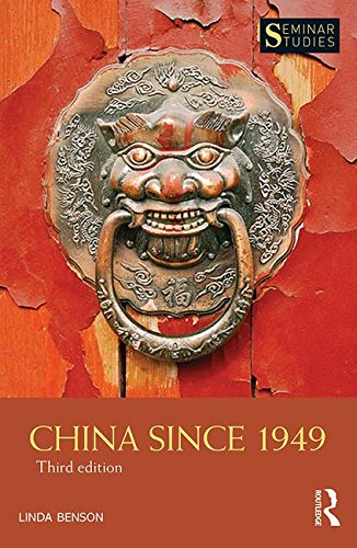 China since 1949  3rd 2016 (Revised) 9781138999091 Front Cover