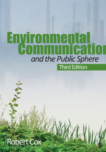 Environmental Communication and the Public Sphere  3rd 2013 edition cover