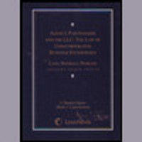 Agency, Partnership, and the Llc: The Law of Unincorporated Business Enterprises; Cases, Materials, Problems 8th 2011 (Abridged) edition cover