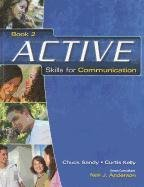 Active Skills for Communication   2009 (Student Manual, Study Guide, etc.) edition cover