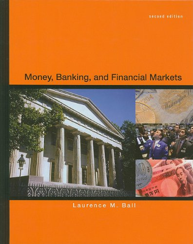 Money, Banking and Financial Markets  2nd 2012 edition cover