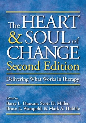 Heart and Soul of Change Delivering What Works in Therapy 2nd 2010 edition cover