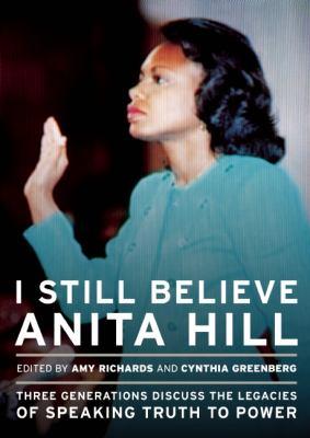 I Still Believe Anita Hill   2012 edition cover