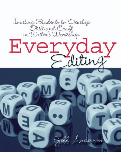 Everyday Editing   2007 edition cover