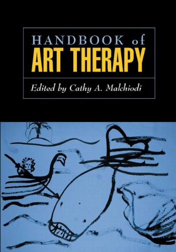 Handbook of Art Therapy   2003 edition cover