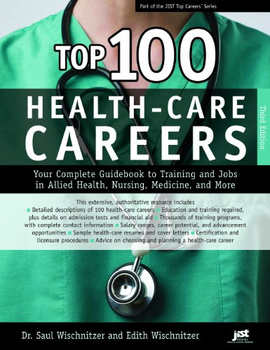 Health-Care Careers for the 21st Century  3rd 2011 edition cover