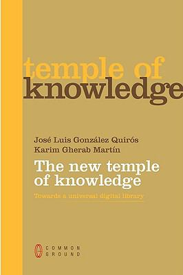 New Temple of Knowledge : Towards A Universal Digital Library  2009 edition cover
