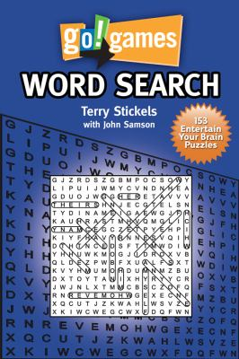 Word Search 153 Entertain Your Brain Puzzles  2010 9781936140091 Front Cover