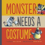 Monster Needs a Costume   2013 edition cover