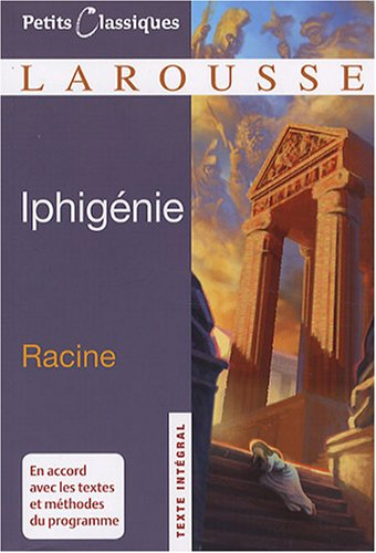 Iphigenie N/A edition cover