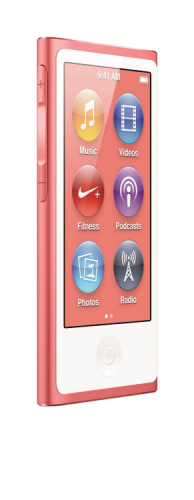 Apple iPod Nano - 16GB - Pink (7th Generation) product image