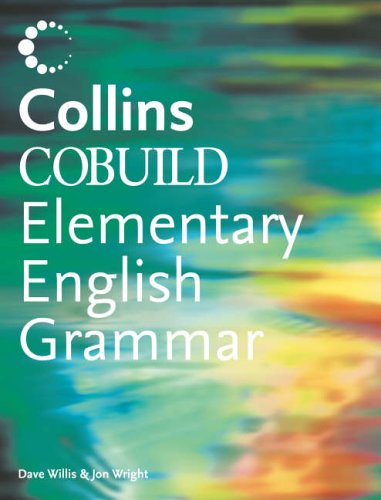 Elementary English Grammar  2nd 2003 9780007143092 Front Cover