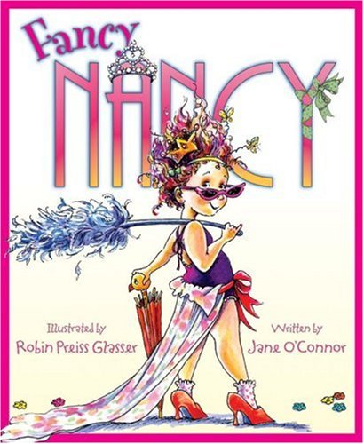 Fancy Nancy   2005 edition cover